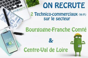 ? JOB ALERTE ? Technico-Commercial(e)